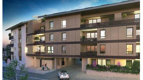 appartement neuf à Cruseilles