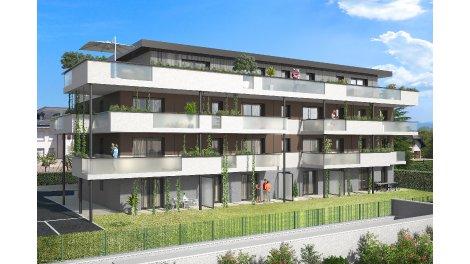 Appartements neufs O'Divine à Divonne-les-Bains