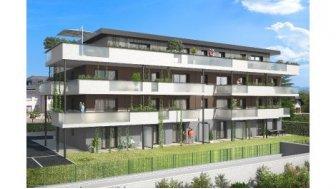 """Programme immobilier du mois """"O'Divine"""" - Divonne-les-Bains"""
