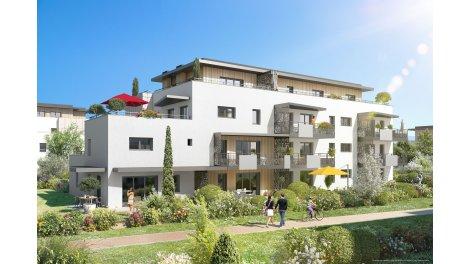 Appartement neuf Les Naturelles à Epagny