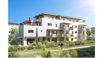 Appartements neufs Les Naturelles éco-habitat à Epagny