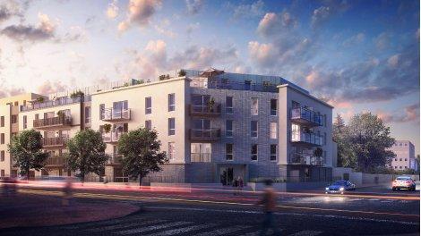 Appartement neuf Villa Alexandre éco-habitat à Dijon