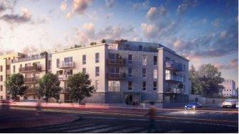 Appartements neufs Villa Alexandre éco-habitat à Dijon