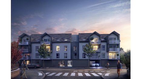 Appartement neuf Villa Gabriela investissement loi Pinel à Fontaine-Lès-Dijon