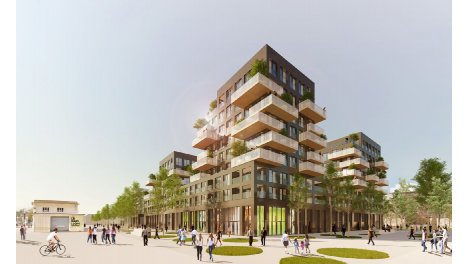 Appartement neuf Cap 360 éco-habitat à Caen