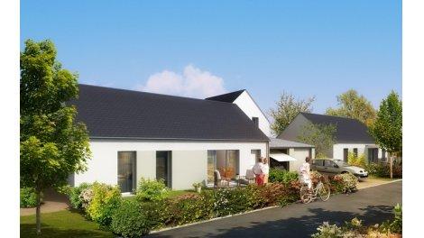 eco habitat neuf à May-sur-Orne