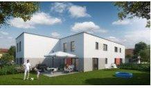 Maisons neuves Le Hamo Bischwihr éco-habitat à Bischwihr