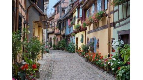 immobilier ecologique à Eguisheim