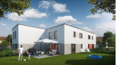 Maisons neuves Le Hamo Bischwihr à Bischwihr