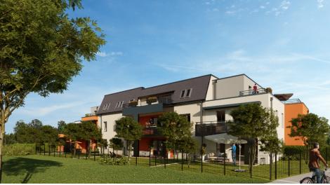 Appartement neuf Le Saint-Exupéry à Burnhaupt-le-Bas