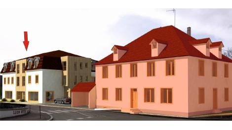 eco habitat neuf à Eguisheim