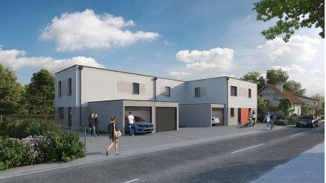 eco habitat neuf à Holtzwihr