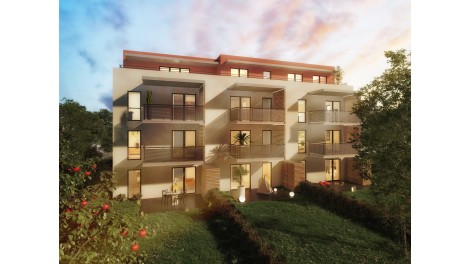 eco habitat neuf à Walbach