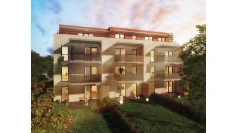 Appartement neuf L'Opaline à Walbach