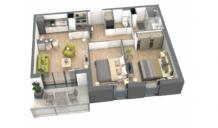 Appartements neufs Invest Villenave à Villenave-d'Ornon