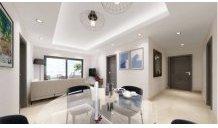 Appartements neufs Melody les Pins investissement loi Pinel à Juan-les-Pins