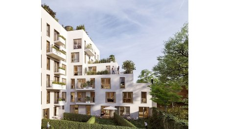 Nanterre line investissement immobilier neuf loi pinel for Loi achat immobilier neuf