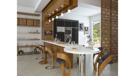 Appartement neuf Résidence Aba investissement loi Pinel à Bayonne
