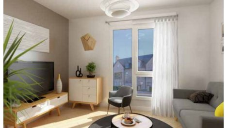 Appartement neuf Les Capucins à Brest