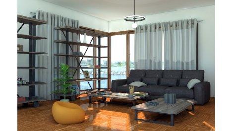 Appartement neuf Route de Lyon investissement loi Pinel à Chassieu