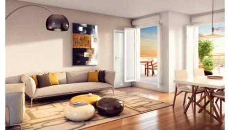 Appartement neuf Marceau Drancy investissement loi Pinel à Drancy