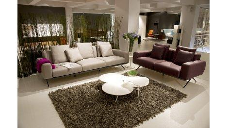 Appartement neuf Le Domaine de Léon investissement loi Pinel à Givors