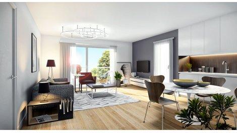 Appartement neuf Florimond éco-habitat à Haubourdin