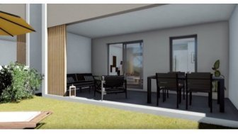 Appartements neufs Tropezia éco-habitat à Le Luc