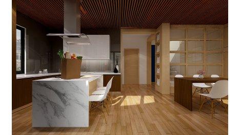 Appartement neuf Au 8è Arrondissement investissement loi Pinel à Lyon 8ème