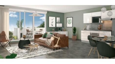 Appartements neufs Nantes Bucolie investissement loi Pinel à Nantes