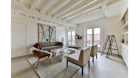 Appartement neuf Nouvelles Ondes investissement loi Pinel à Rueil-Malmaison