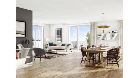 Appartement neuf Haut Bois investissement loi Pinel à Saint-Jacques-de-la-Lande