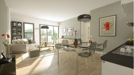 Appartement neuf Toulon Esterel à Toulon