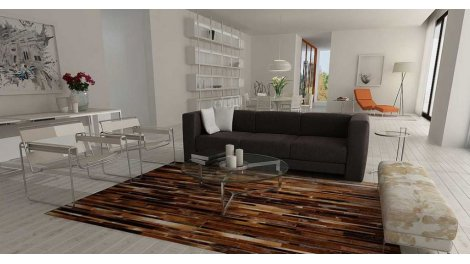 Appartement neuf New Villeurbanne à Villeurbanne