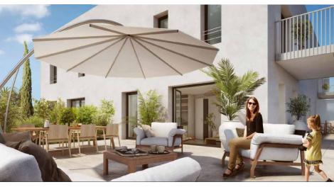 Appartement neuf Leon Blum investissement loi Pinel à Villeurbanne