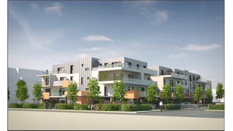 Appartement neuf Les Portes d'Olivet à Orléans