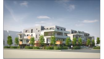 Appartements neufs Les Portes d'Olivet à Orléans