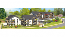 Appartements neufs L'Orée de la Balme éco-habitat à La Balme-de-Sillingy
