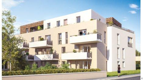 appartement neuf à Schiltigheim