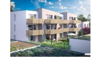 Appartements et maisons neuves Le Clos des Cavaliers à Vandoeuvre-Lès-Nancy