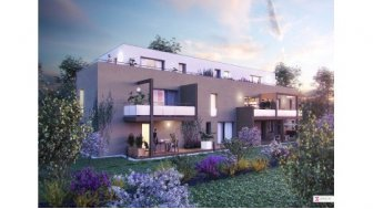 Appartements neufs Terrasses Elysée éco-habitat à Brumath