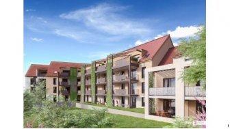 Appartements neufs La Tour des Chevaliers investissement loi Pinel à Haguenau