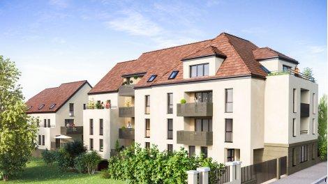 Appartement neuf Les Terrasses du Centre à Haguenau