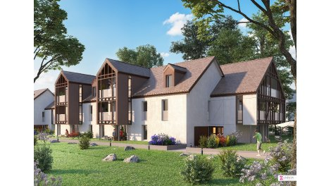 Appartement neuf Villa Capella investissement loi Pinel à La Chapelle-Saint-Luc