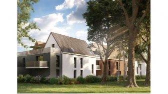 Appartements neufs Esprit Village investissement loi Pinel à La Wantzenau