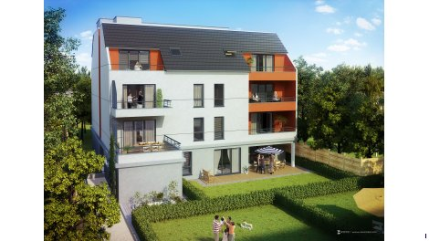 immobilier neuf à Melun