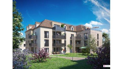 Appartement neuf L'Eden éco-habitat à Dammarie-les-Lys