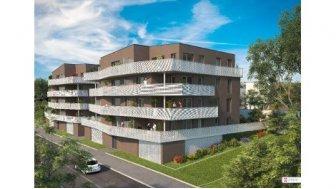 Appartements et maisons neuves Côté Seille éco-habitat à Metz