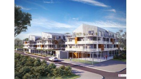 Appartement neuf Vert Futur à Mundolsheim