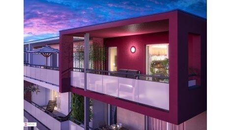 Appartement neuf Plein Sud investissement loi Pinel à Mutzig